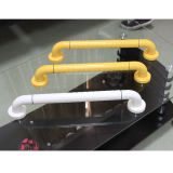 Nylon Bathroom Grab Bar com forma reta