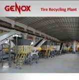 Usine de réutilisation de pneu de camion et de pneu de véhicule/pneu réutilisant la machine