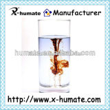 Glanzende Vlok van Humate van het Kalium van 95% de Super van Leonardite