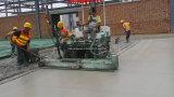 Польностью гидровлический пол лазера конкретный выравнивая машину для строительства дорог