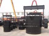 5 Tonnen Eisen-Schöpflöffel-für Gussteil-heißes Verkaufs-Eisen beladen Hersteller