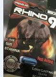 Rhinocéros neuf 8 tablettes d'amplificateur de sexe de pillules de sexe de pouvoir superbe pour les hommes