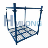 Lager Adjustable Metal Tire Storage Rack für Sale