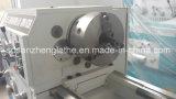 Grande tornio Cw6263b di CNC del foro del metallo della macchina orizzontale del tornio