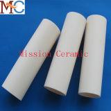 Tubo de cerámica Al2O3 del mejor del precio alúmina de la pureza elevada