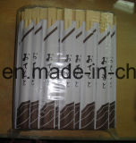 Palillos de bambú disponibles descubiertos de la certificación de CIQ/Ce/EU