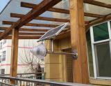 Réverbère extérieur solaire de détecteur de mouvement de DEL facile