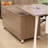 Bureau extérieur en bois d'ordinateur d'Ikea de cerise neuve de modèle moderne
