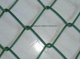 チェーン・リンクの塀の網