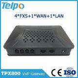 中国の製造者の高品質4portの声のホームVoIPのゲートウェイFXS