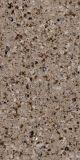 Laje de mármore da pedra de quartzo do teste padrão