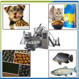 50-500kg/H pour choisir la chaîne de production d'extrudeuse d'aliment pour animaux familiers