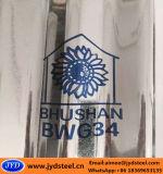Bwg34 гальванизировало стальную катушку с логосом Bushan