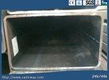 Pipe structurale de place d'acier doux d'ERW