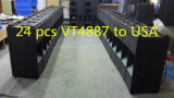 Vt4887 Minizeile Reihe, Lautsprecher, Tonanlage, Zeile Reihen-System, PROaudio, Stadiums-Zeile Reihe