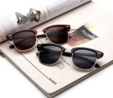 Metal da alta qualidade e óculos de sol misturados plásticos do Rb do frame 3016 UVA & UVB