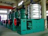 Tipo grande máquina da imprensa de óleo das sementes da mostarda da semente do girassol de Dingsheng