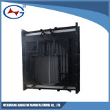 Qn800: Radiador de aluminio del agua para el motor diesel
