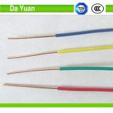 UL63 câble électrique libre de PVC de l'halogène H05V-K