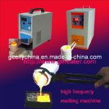 Metalen die de Smeltende Oven van de Inductie van de Machine/de Smeltende Oven van de Hoge Frequentie smelten