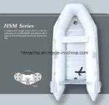 PVC/PVC Material//Hypalon/Hypalon Material/Al/Aluminum 배 (HSM 2.3-4.6m)