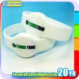 Parque clássico da água dos braceletes de Writsbands do silicone de MIFARE 1K RFID