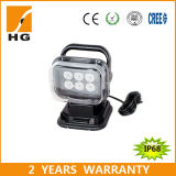 50W Wireless Remote Control CREE LED Search Light