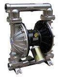 空気によって作動させるダイヤフラム(AODD)ポンプ