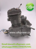 モーターを備えられた自転車のバイクエンジンの銀のための66cc 80ccの2打撃のガスエンジンモーター