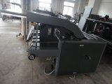 Halbautomatische gewölbte Karton-lamellierende Maschine