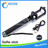 Hot Selling Portable Monopied Bluetooth Selfie Stick