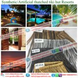 Коттедж искусственной хаты Tiki штанги Tiki Thatched крыши синтетический Thatched Thatched дом для курорта