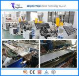 Maquinaria/perfil da extrusora do painel de parede do PVC que faz a linha de produção da máquina