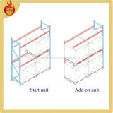 Metal resistente sistema de almacenes Almacenamiento Pallet Rack