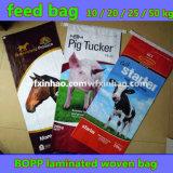 Alimentazione Bag/BOPP Laminated Woven Bag con 10/20/25/50kg Loading