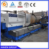 Máquina horizontal resistente CW61160X6000 del torno