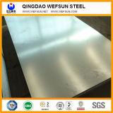 Chapa de aço galvanizada de aço de carbono de SGCC de China