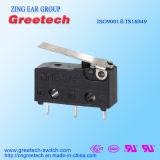 글로벌 안전 승인되는 마이크로 스위치 5A 125/250VAC