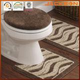 Bath lavable antidérapant de natte de plancher de salle de bains de Microfiber