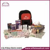 Medizinischer im Freienarmee-Bereich-kampierende NotErste-Hilfe-Ausrüstung