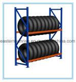 Racking de aço/cremalheira do armazenamento do metal resistente para o armazém