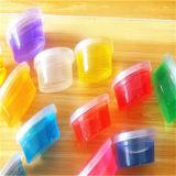 Artigos de papelaria de cristal da mágica da lama do solo do miúdo do brinquedo do Plasticine