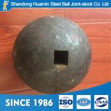 La vente directe 20mm-150mm d'usine a modifié les billes en acier pour des machines d'extraction