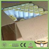 Certificado de calidad superior de fibra de vidrio de tuberías de lana
