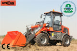 CE EPA Approved Er15 1.5ton Multi-Function Wheel Loader Farm Machinery Shovel Loader di Everun Brand