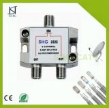 5-2400MHz 2 Way Satellite Splitter (SSPDR2W)