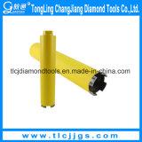 Outils Drilling concrets de diamant de matériels de foret de foret de faisceau de diamant