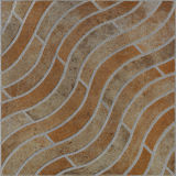 Плитки пола плитки ванной комнаты застекленные строительным материалом керамические (3198)