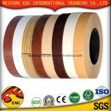 Fascia di legno del bordo Banding/PVC del grano Color/PVC del nastro di PVC