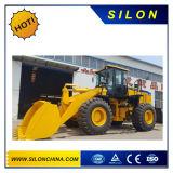 Cargador de las partes frontales del cargador de la rueda 5t de la oruga de China (CAT) (650B)
